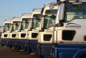 Hammond Transport Vehicles