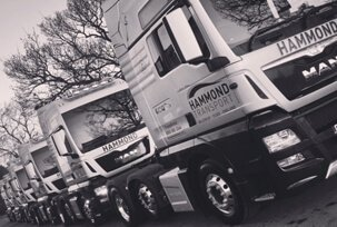 Hammond Transport Lorrys